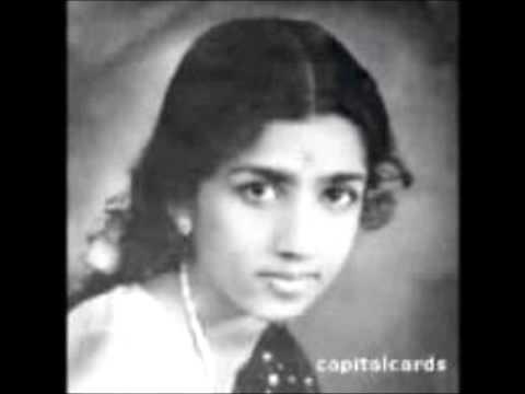Rare lata mangeshkar marathi song- best of vasant prabhu