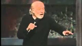 George Carlin - Religion and God - Live Stand Up Comedy