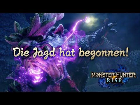 Monster Hunter Rise - Launch-Trailer | Nintendo Switch