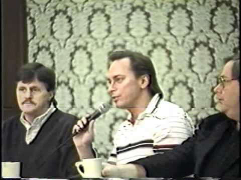 RADIO CHARACTERS - Greaseman, Ross Brittain, Gary Burbank