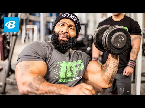 CT Fletcher&#;s Armed Warfare Arm Workout - Bodybuilding.com