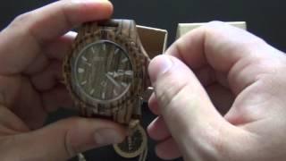 Деревянные часы bewell(, 2016-04-19T08:53:54.000Z)