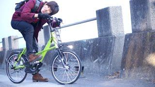 はじめ、電動自転車にハマる。 thumbnail