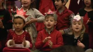 2016 Kindergarten Winter Performance