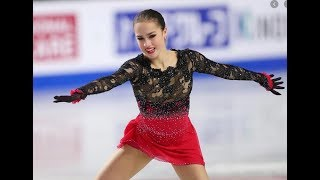 Первый канал покажет ледовое шоу с участием Загитовой 12 января
