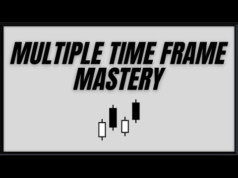 Multiple Time Frame Trading – Smart Money Concepts Forex