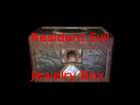 Resident Evil HD - Jewellery Box Puzzle