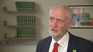 Corbyn calls for elimination of 'bad housing' year on from Grenfell   ITV News