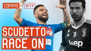 Can Napoli Actually Stop Juventus From Winning Serie A? | Walk Talk Football | COPA 90 US
