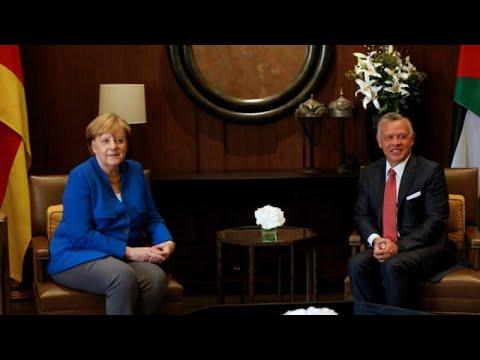 ميركل تدعو للتصدي -لعدائية- إيران وتؤكد أن ألمانيا بلد أمن للأجانب والمهاجرين…  - 16:21-2018 / 6 / 21