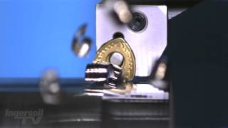 Обработка металла   T Feed BNMX Style Insert   1045 Steel(, 2015-07-08T10:41:56.000Z)