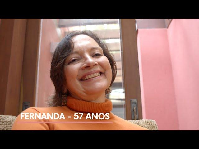 História da Fernanda, paciente de Mielofibrose