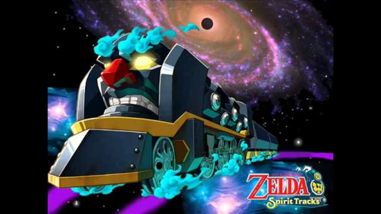 Image result for spirit tracks demon train