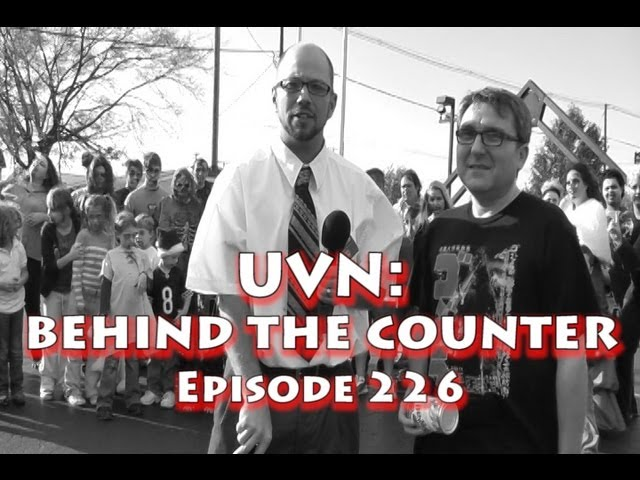 UVN: Behind the Counter 226