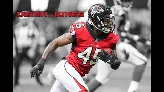 Deion Jones 17-18 Highlights