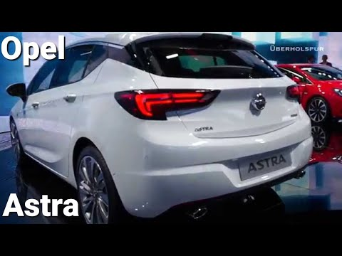 2016 opel astra k exterior interior walkaround. Black Bedroom Furniture Sets. Home Design Ideas