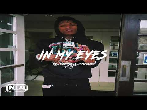 """(FREE) NBA Youngboy Type Beat   2019   """" In My Eyes """"   @TnTXD"""