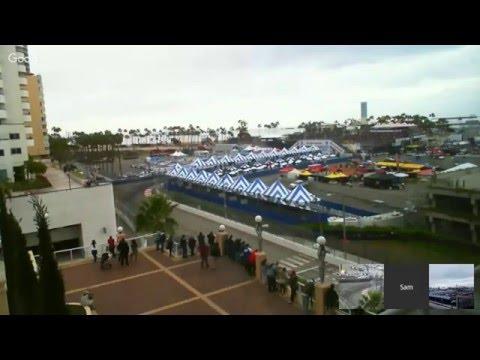 Long Beach Formula Drift 2016 Final Four