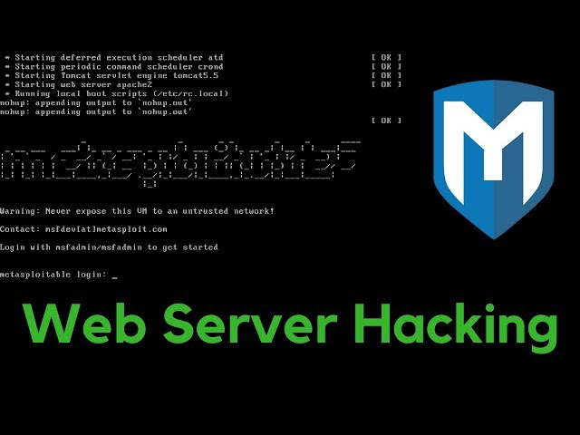 Web Server Hacking - FTP Backdoor Command Execution With Metasploit - #2