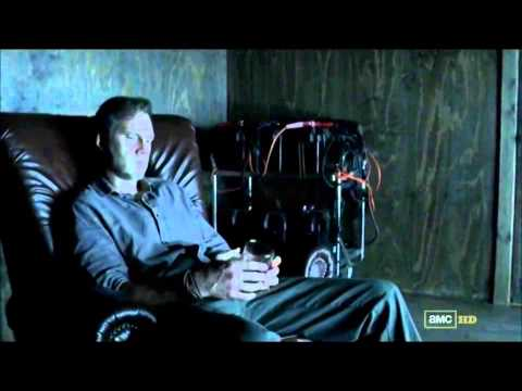The walking dead - The Governor's secret room