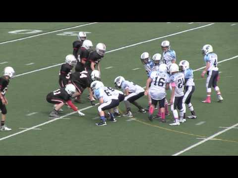 Pop Warner 2015 - Week 4 - B Team