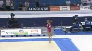 Viktoria Komova (RUS) 2011 Worlds AA FX