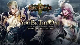 Knight's Fable Online Gameplay