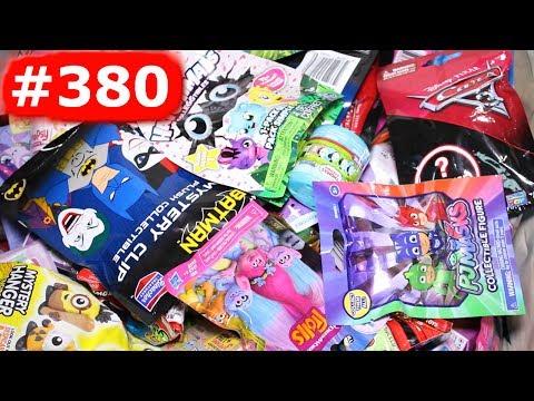 Random Blind Bag Box Episode #380 - Pirates of the Caribbean, Grossery Gang, Neko Atsume, MLP