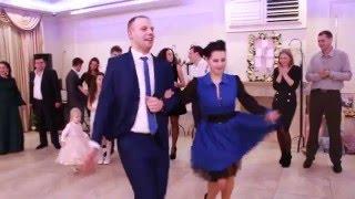 Канкан от жениха на свадьбе Банкетный зал ресторан Арт Холл