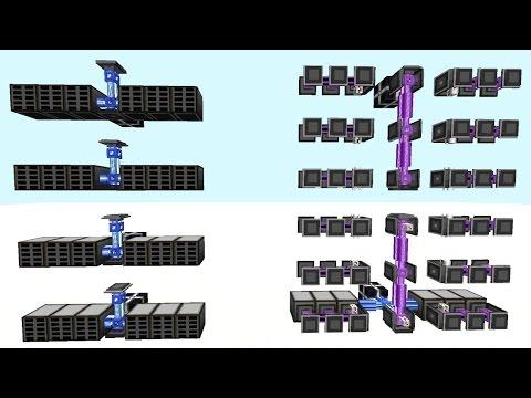 как передавать энергию из ae2 в ic2 в майнкрафт #8