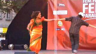Morar Kokile Dance by jhorna and Hira
