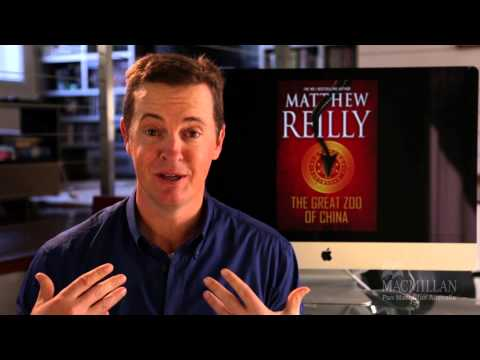 Matthew Reilly: The Great Zoo of China