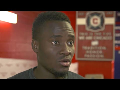 David Accam Talks #CHIvCLB