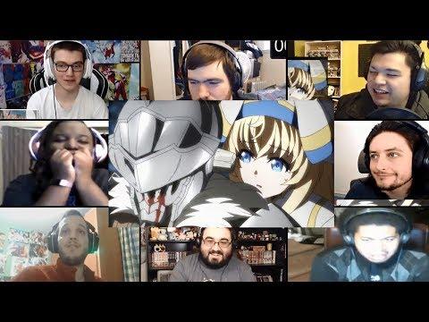 ゴブリンスレイヤー 第 12 話 | Goblin Slayer Episode 12 Live Reactions Mashup