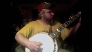 Pony Express- Mike Alexander 5-String Banjo
