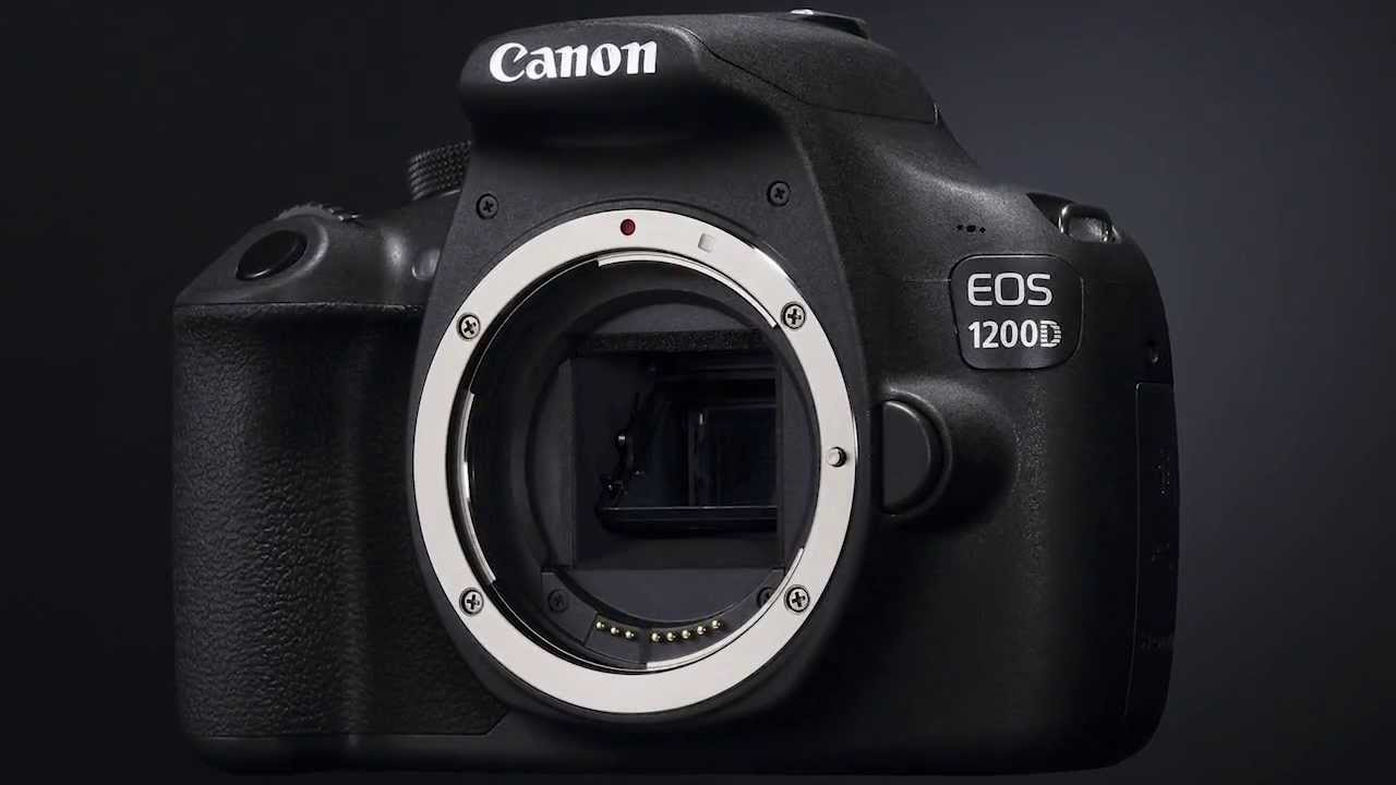 First Look: Canon EOS 1200D DLSR camera review