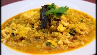 Moong Lentils With  Spiced Tempered(moong Dal Tadka)  Recipe- By Foodie's Hut  # 0038