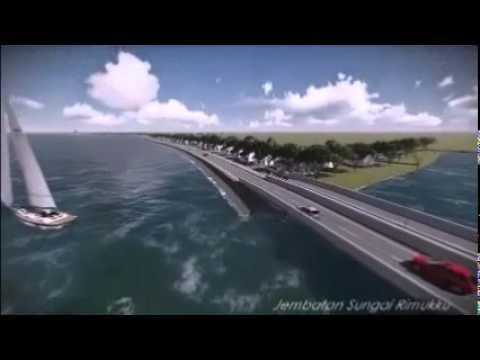 Rencana Pembangunan Mamuju Arterial Road di Sulawesi Barat