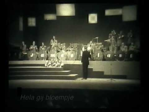 James Last - Grand Gala Du Disque 7 maart 1969 - Amsterdam - Holland