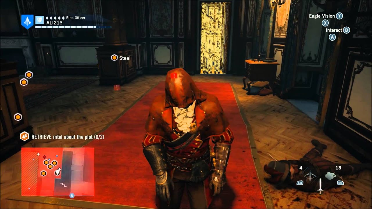 assassin s creed unity the infernal machine