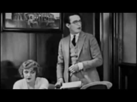 Funny Vintage black & white TV Commercial for Business Debt Collection