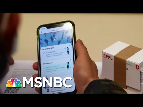 Doctor: U.S. Needs A 'Small Army Of Contact Tracers' | The Last Word | MSNBC