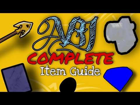 Download A Bizarre Journey (ABJ) COMPLETE item guide