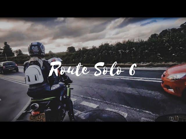 Route Solo 6 | Fransa | Ingiltere | Eurotunnel | Solo Motorcu | XSR 900 | Nesli Avci