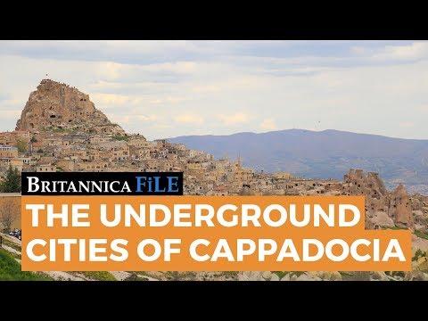 The Underground Cities of Cappadocia