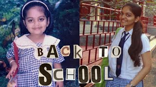 My School Tour | Memories VLOG | Ahaana Krishna