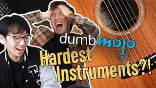 The CRINGIEST Top 10 Hardest Instruments Ranking