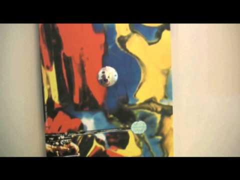 "ilan NahshsOn Permanent exhibition Art works at "" ksharimplus "" Offices"