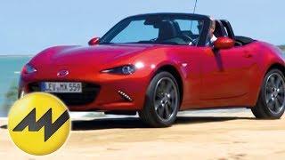 Die Erfolgsgeschichte des Mazda MX-5   Motorvision