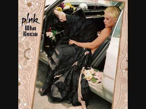 P!nk - Who Knew (Sharp Boys Jonathan Harvey Remix)